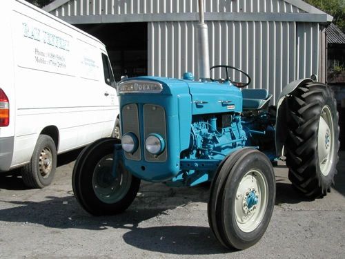 Fordson Super Deta – 1964 | Ray Jeffery Tractors – Agricultural