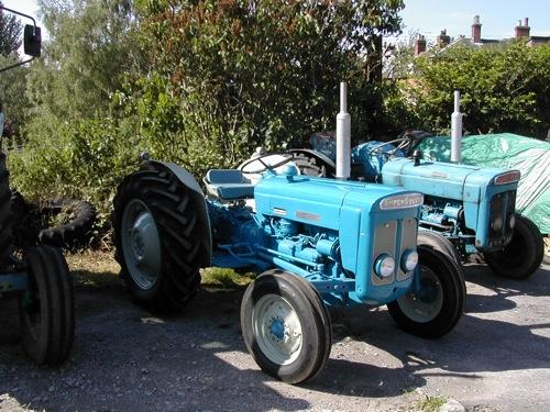 1961 Fordson Dexta Tractor : Fordson super dexta ray jeffery tractors